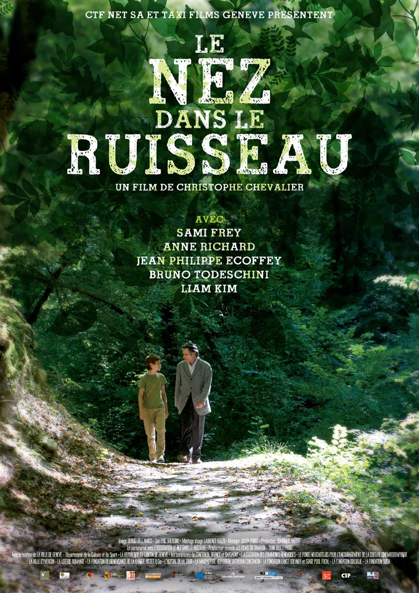 Affiche du film Le nez dans le Ruisseau