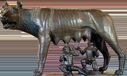 Louve de Rome
