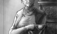 De la porcelaine pour Madame Ming