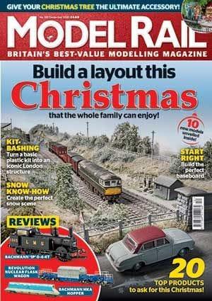 Cover of Model Rail 281