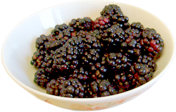 Blackberries / Mûres
