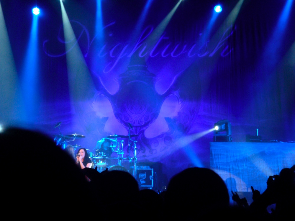 Nightwish Zürich 2008