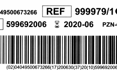 Structured Data in Barcodes