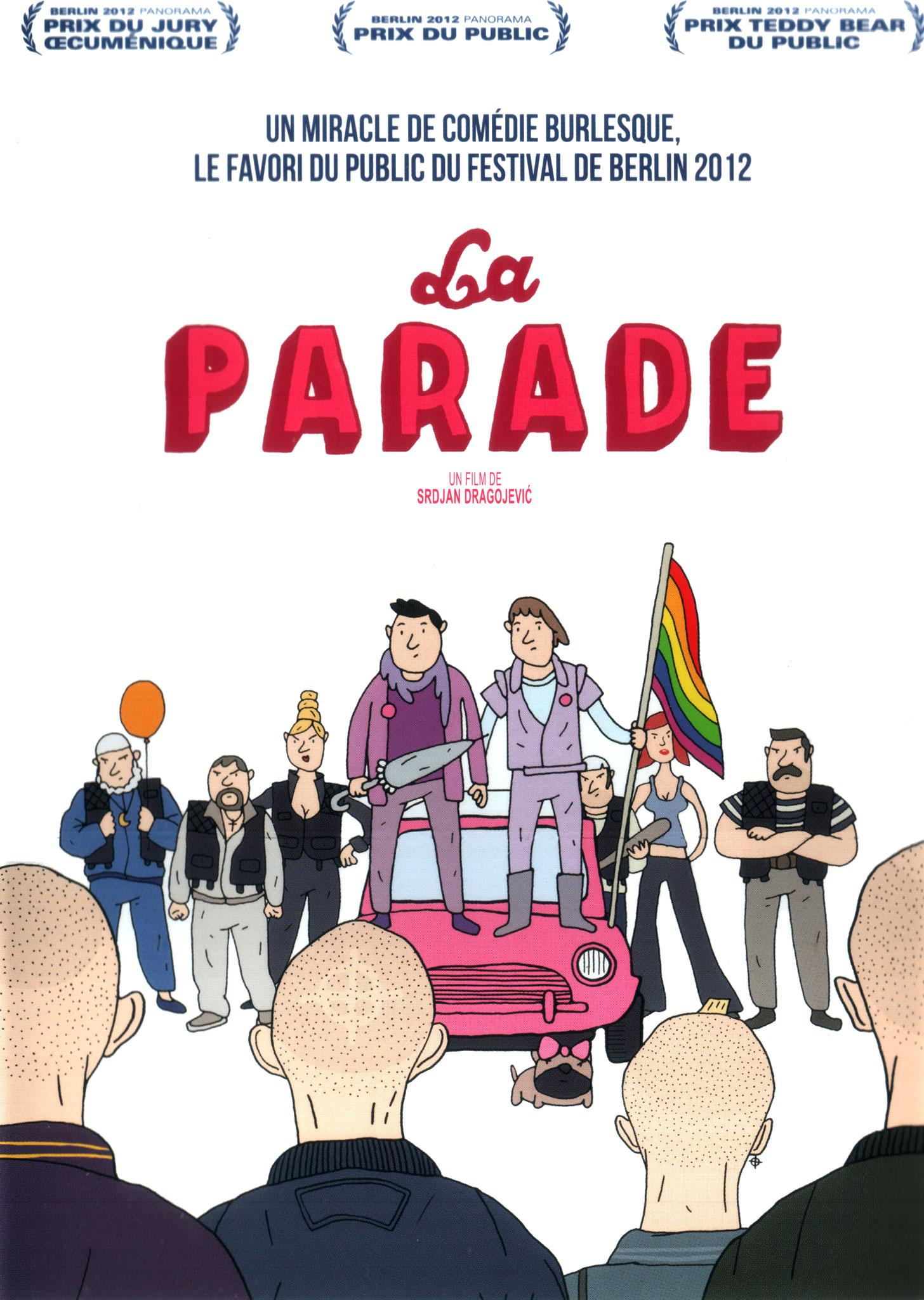 Un miracle de comédie burlesque  le favori du festival de Berlin 2012  La Parade un film de Srđan Dragojević