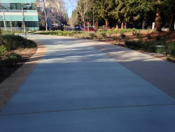 Piste Cyclable Googleplex