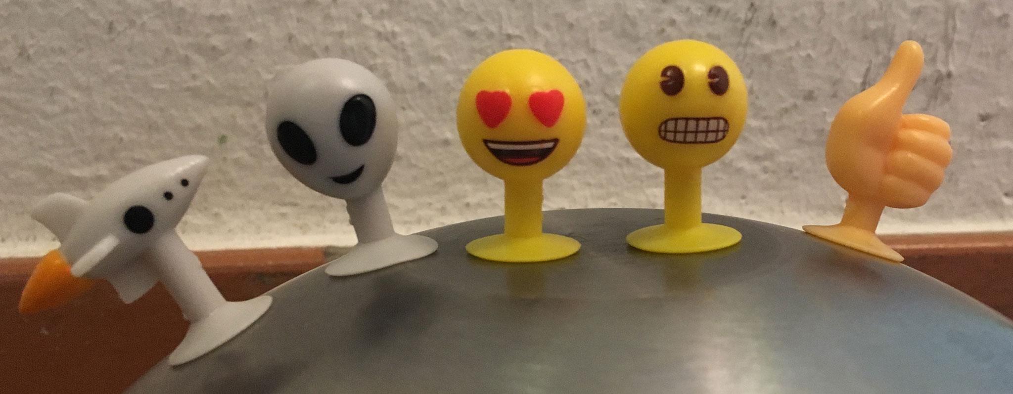Plastic Emoji