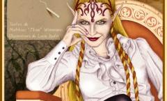 Reine des Amazelles – illustré