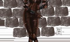 La Reine d'Obsidienne en ligne