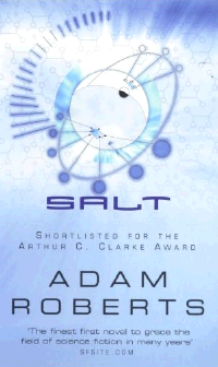Adam Roberts - Salt - Cover