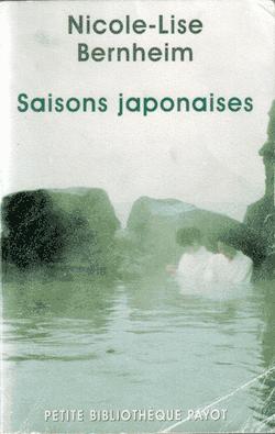 Nicole-Lise BernheimSaisons japonaises