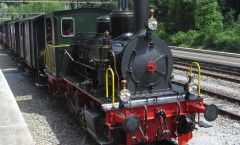 Steam locomotive E 3/3