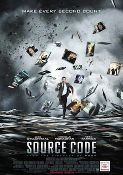 Poster for the Movie Source Code