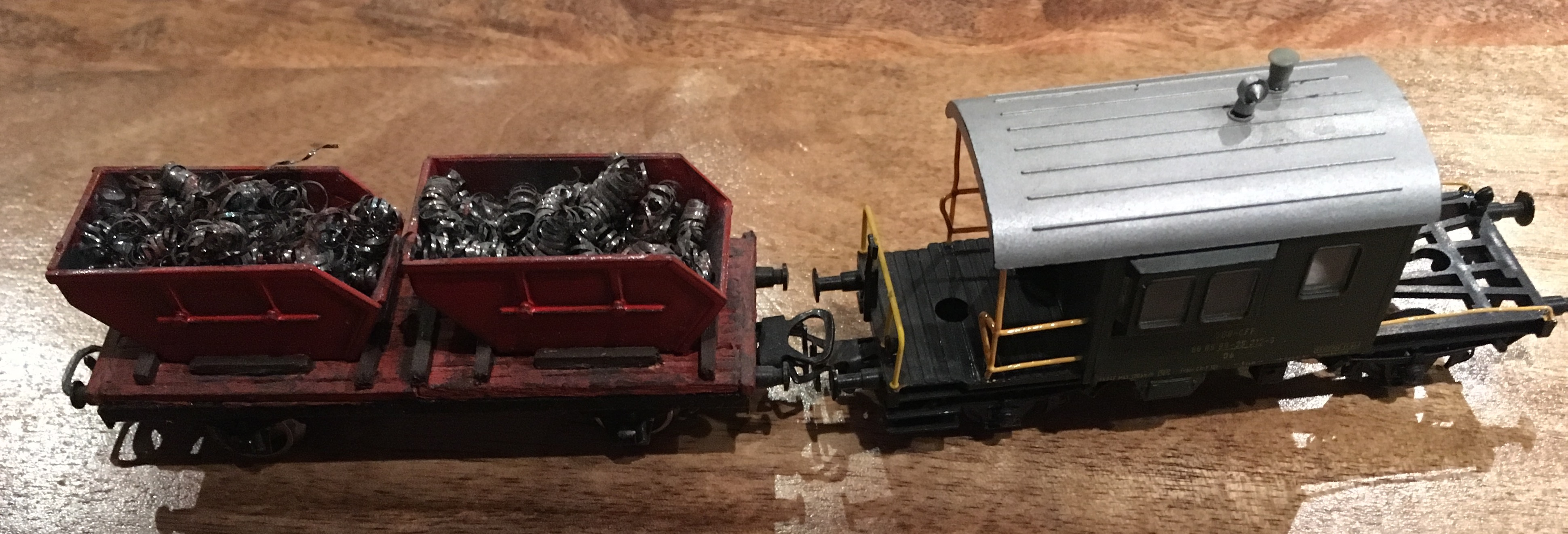 Sputnik & Wagon Plat