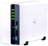 Synology DS 207 - 2×SATA NAS