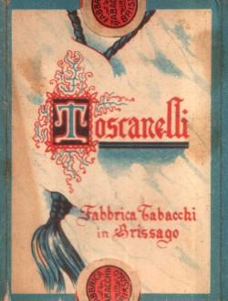 Toscanelli – Fabbrica Tabacchi Brissago