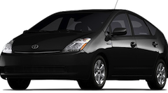 Toyota Prius Noire