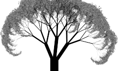 Postscript tree