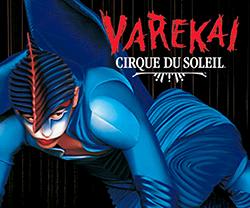VarekaiCirque du Soleil