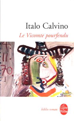 Couverture du Livre le Vicomte Pourfendu – Pablo Picasso, Homme Assis I