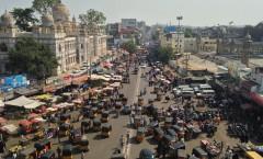 Premières impressions d'Inde