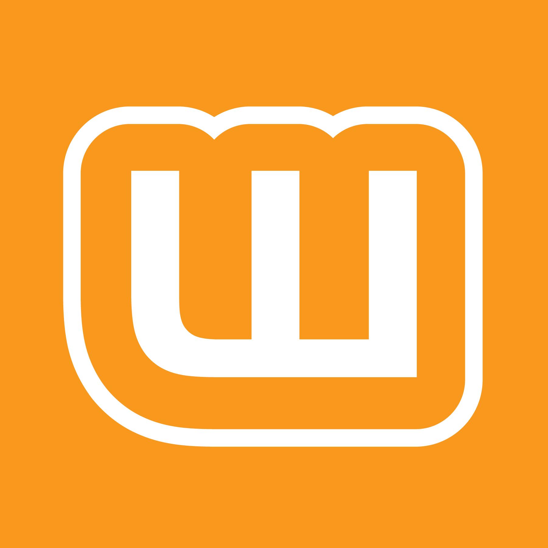W – Wattpad Icon